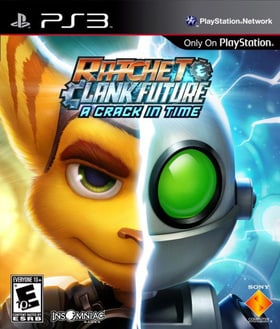 Ratchet and Clank: A Crack in Time [Collector's Edition]