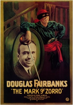 The Mark of Zorro                                  (1920)