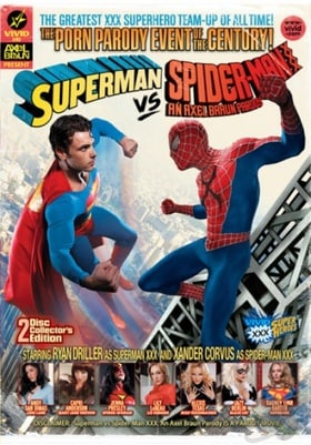 Superman vs. Spider-Man XXX: An Axel Braun Parody