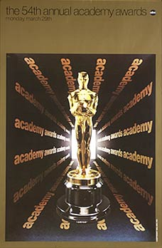 The 54th Annual Academy Awards