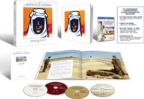 Lawrence of Arabia (50th Anniversary Collector's Edition)