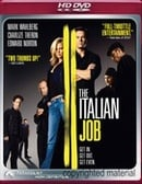The Italian Job (2003)  [HD DVD]