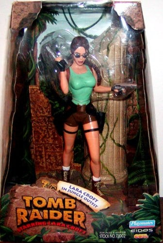 LARA CROFT in Jungle Outfit TOMB RAIDER