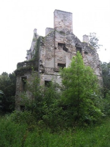 Cavers Castle