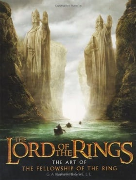 The Lord of the Rings - The Art of The Fellowship of the Ring