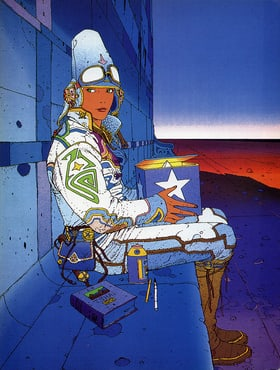 Art of Moebius