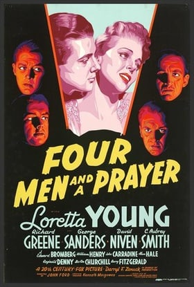 Four Men and a Prayer