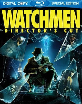 Watchmen: Director's Cut [Blu-ray]