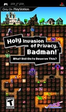 Holy Invasion of Privacy, Badman! What did I do to deserve this?