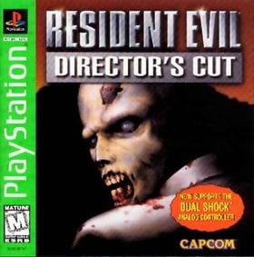 Resident Evil: Director's Cut (Dual Shock Ver.)