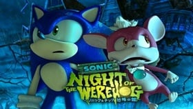 Sonic Unleashed - Night of the Werehog