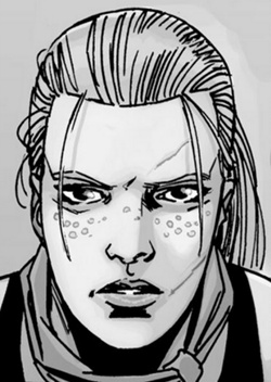 Andrea (The Walking Dead Comics)