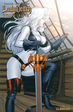 Brian Pulido's Lady Death: Pirate Queen