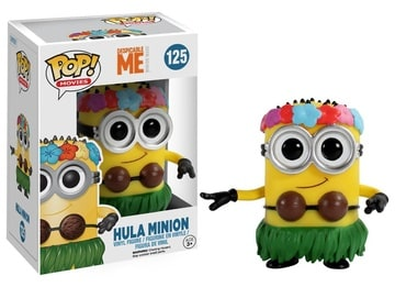 Despicable Me 2 Pop! Vinyl: Hula Minion