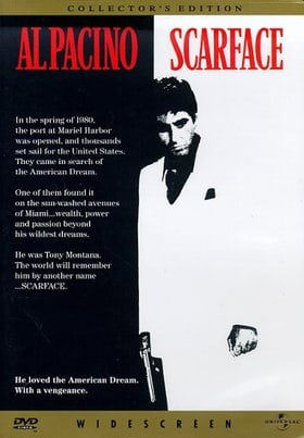 Scarface   [Region 1] [US Import] [NTSC]
