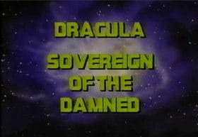 Dracula: Sovereign of the Damned