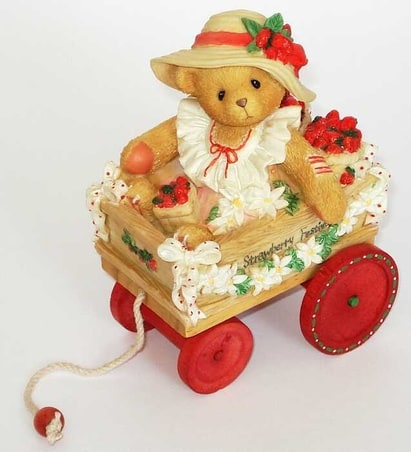 Cherished Teddies: Diane -