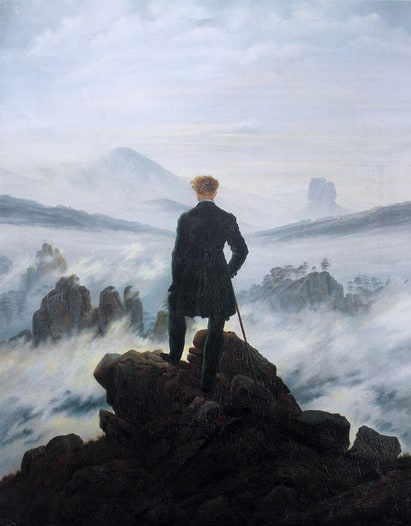 The Wanderer above the Sea of Fog (duplicate)