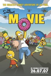Samesons A Review Of The Simpsons Movie