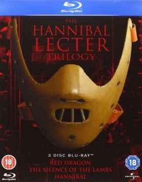 The Hannibal Lecter Trilogy -- The Silence of the Lambs / Hannibal / Red Dragon