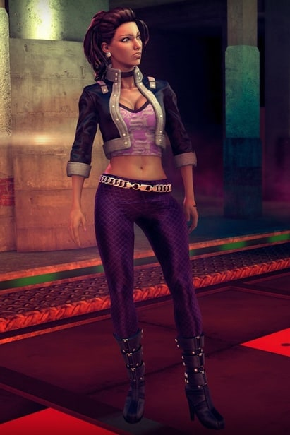 Saints row shaundi age