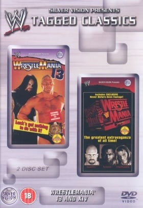 WWE - Wrestlemania 13 and XIV