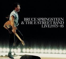 Bruce Springsteen & The E Street Band Live 1975-1985