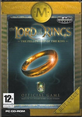 Lord of the Rings The Fellowship of the Ring : Official Game