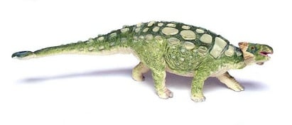 Safari Ltd Carnegie Scale Model Ankylosaurus