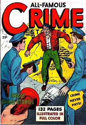 All-Famous Crime Stories