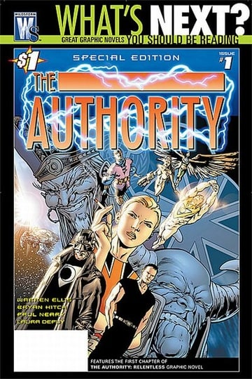 The Authority  V1 #1-12