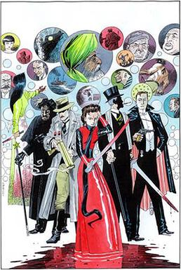 The League of Extraordinary Gentlemen, Volume III: Century