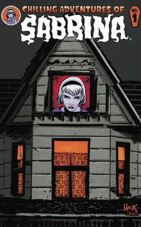 Chilling Adventures of Sabrina #1: The Crucible Chapter One: Something Wicked