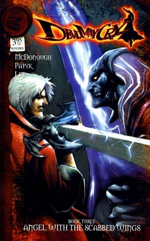 Devil May Cry: Book Three - Angel With The Scabbed Wings