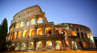 Venice and Rome Package Holidays - Citrus