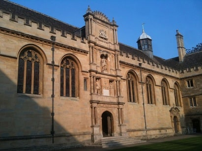 Wadham College, Oxford