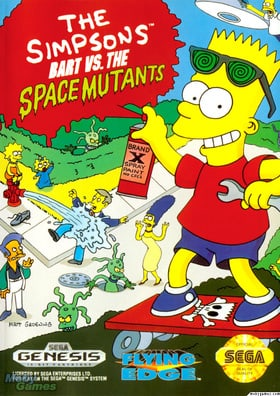 Simpsons: Bart vs. the Space Mutants, The