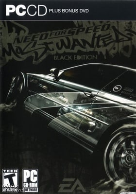 Need for Speed Most Wanted (Black Edition)