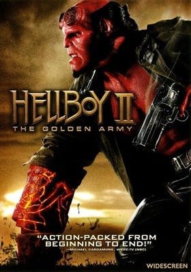Hellboy II: The Golden Army (Widescreen)