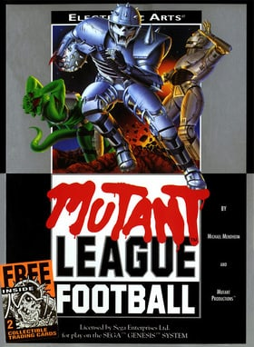 Mutant League Football