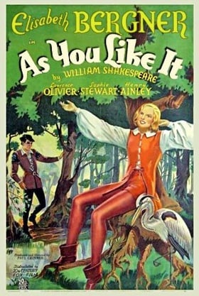 As You Like It                                  (1936)