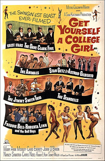 Get Yourself a College Girl                                  (1964)