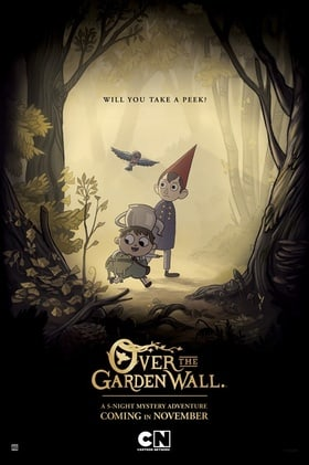 Over the Garden Wall                                  (2014-2014)