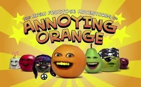 The High Fructose Adventures of Annoying Orange                                  (2012-2014)