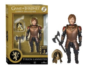 Game of Thrones Legacy Collection: Tyrion Lannister w/ Helmet (2014 SDCC Exclusive)