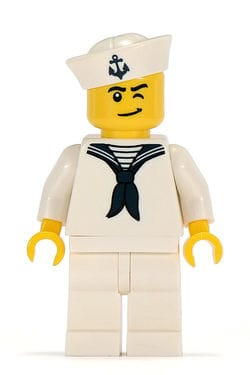 LEGO Minifigures Series 04: Sailor