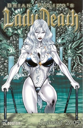 Brian Pulido's Lady Death: Swimsuit